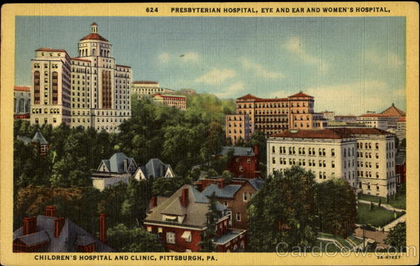 Presbyterian Hospital Pittsburgh Pennsylvania
