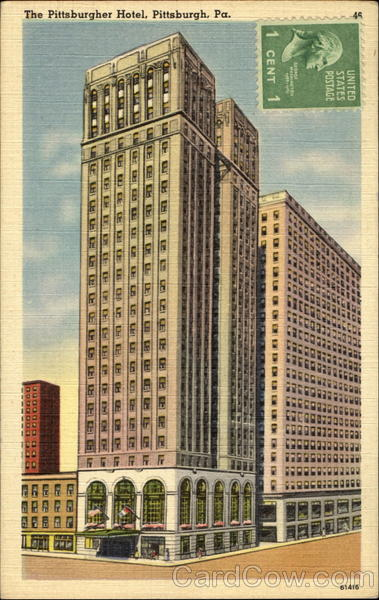 The Pittsburgher Hotel Pennsylvania