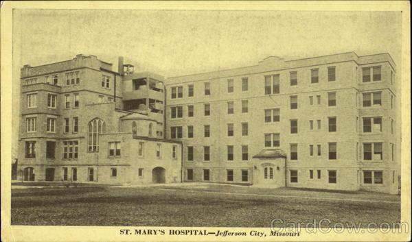 St Marys Hospital Jefferson City MO