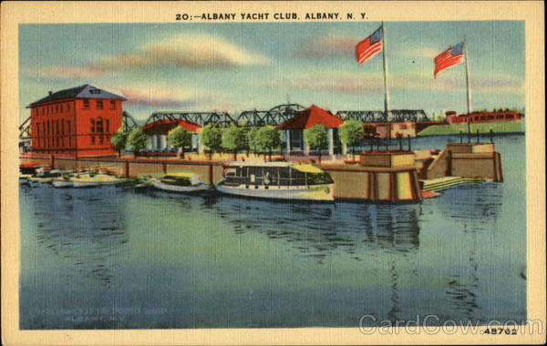 Albany Yacht Club New York