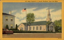 Saint Patrick R. C. Church, Cape Cod