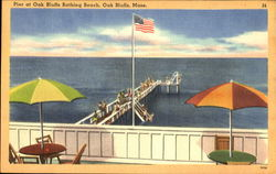 Pier At Oak Bluffs Bathing Beach