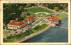 Casino Terrace Gables Hotel And Baseball Diamond
