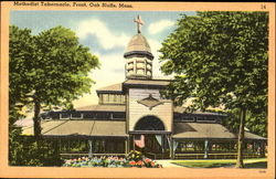 Methodist Tabernacle, Front Postcard