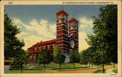 St. Gertrude Catholic Church