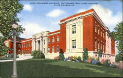 Home Economics Building, The Pennsylvania State College