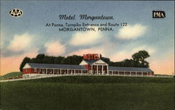 Motel Morgantown, Route 122