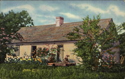 Old Slave House Of Retreat Plantation, Demere Road And Retreat Avenue