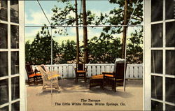 The Terrace, The Little White House