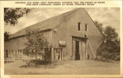Original Old Barn