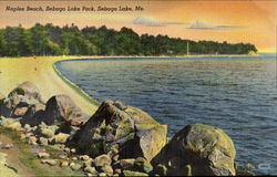 Naples Beach, Sebago Lake Park