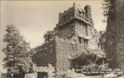 Gillette Castle Postcard
