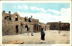 Tesuque Indian Pueblo