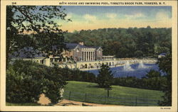 Bath House And Swimming Pool, Tibbetts Borook Park
