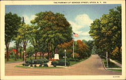 The Parkway At Genesee Street