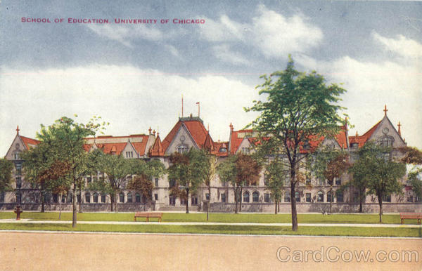 School of Education, University of Chicago Illinois