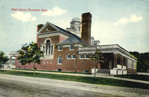 High School Plymouth Massachusetts