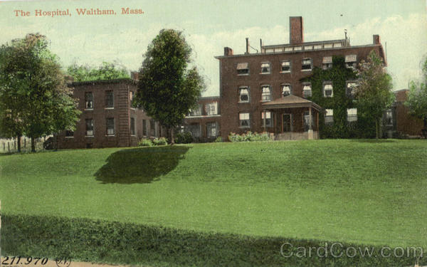 The Hospital Waltham Massachusetts