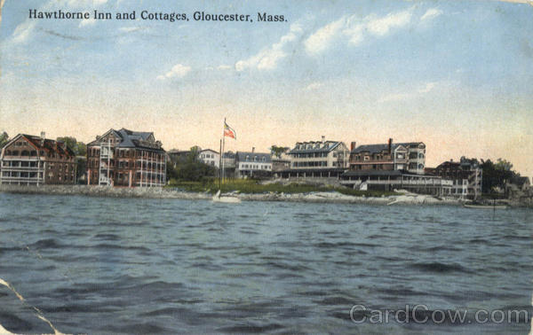 Hawthorne Inn and Cottages Gloucester Massachusetts