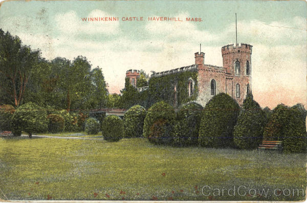 Winnikenni Castle Haverhill Massachusetts
