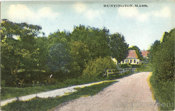 View in Huntington Massachusetts