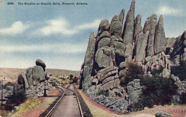 The Needles at Granite Dells Prescott Arizona