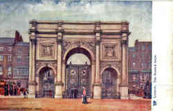 Tuck's Oilette The Marble Arch Postcard