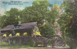 The Old Mill, Residence of Mrs. Nina L. Duryea