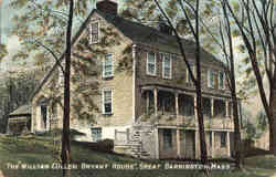 The William Cullen Bryant House