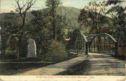 Bridge and Indian Fordway Tablet