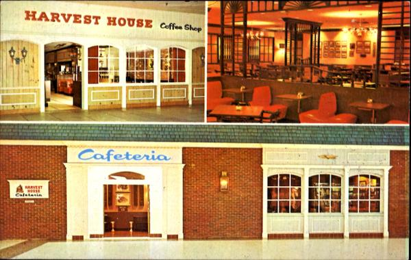 Harvest House Cafeterias And Coffee Shops Restaurants