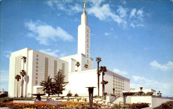Church Of Jesus Christ Latter-Day Saints Los Angeles California