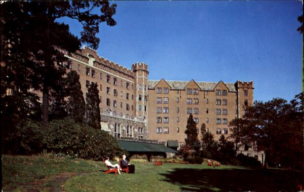 The U. S. Hotel Thayer West Point New York