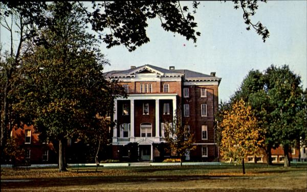 Old Main Wesley College Dover Delaware
