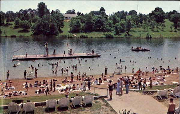 Tell City Indiana >> Fischer S Cedar Crest Lake Tell City In