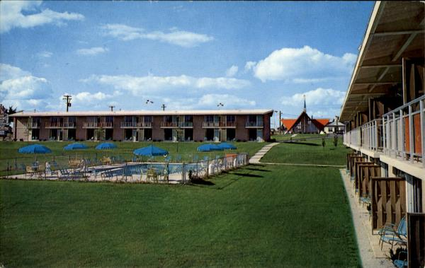 Howard Johnson's Motor Lodge, U. S. 23 Miller Rd. Flint Michigan
