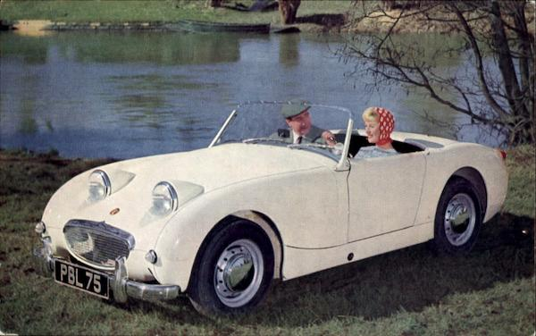 The Austin Healey Sprite Cars