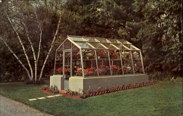 Greenhouse Catalog Lord and Burnham Advertising