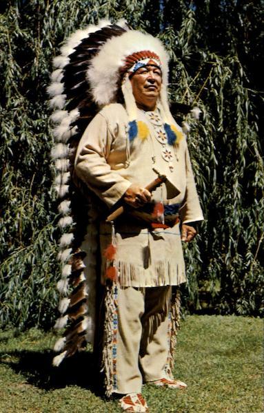 Paypal Com Login >> Chief Cloud Winnebago Indian Wisconsin Dells, WI