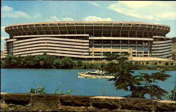 Three Rivers Stadium Pittsburgh Pennsylvania
