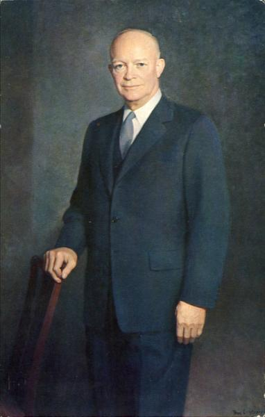 President Dwight David Eisenhower Presidents