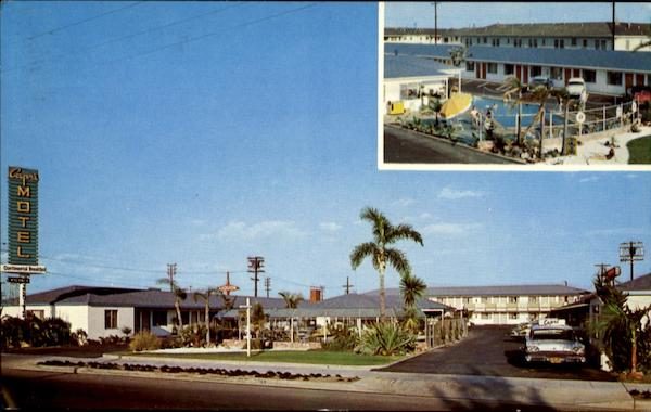 Capri Motel, 8620 Airport Blvd Los Angeles California