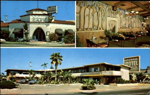 Motel Coronado California