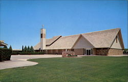United Church Of Sun City Postcard