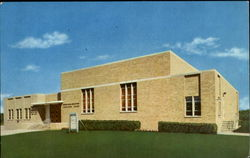 Lubavitcher Center, 14000 West Nine Mile Road Postcard