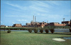 The Site Of Du Ponts Original Nylon Factory
