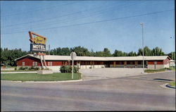 New Jewel Motel, U. S. 36 Hwy Postcard