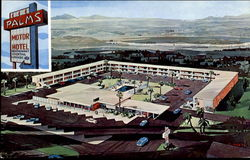 Palm Motor Hotel, U. S. Highway 70 - 80 West