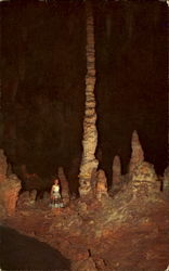 Totem Pole, Carlsbad Caverns National Park