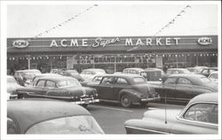 Acme Click Y-Mart Family Stores Postcard